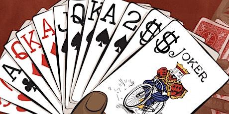 E.R.A. Costume Spades Tournament Royal Event tickets