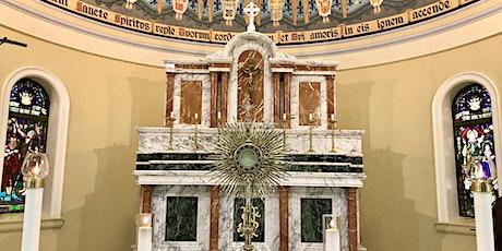 Fr Syrilus' Installation Mass on 26 September atHoly Spirit Church New Farm tickets
