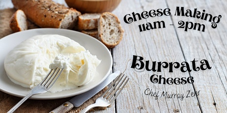 Burrata Cheesemaking @ 1909 Culinary Academy - October 9th tickets
