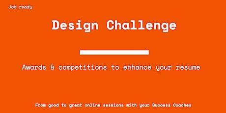 Design Challenge - Torrens Success Coaches tickets