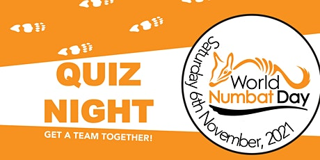 Project Numbat Quiz Night tickets