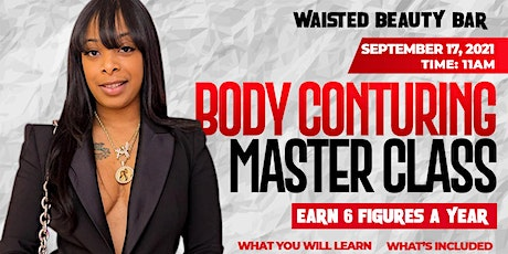 Body contouring master classes tickets