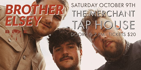 BROTHER ELSEY LIVE @ THE MERCHANT TAP HOUSE tickets