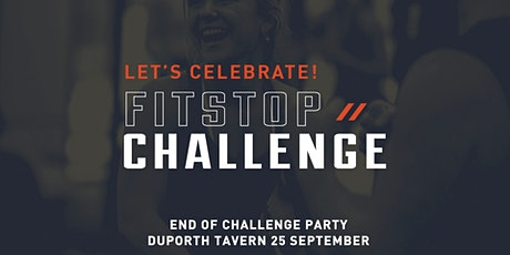 End of Challenge Party tickets