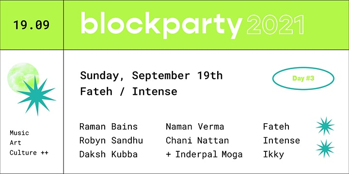 5X Blockparty image