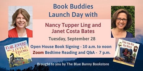 Book Launch with Nancy Tupper Ling and Janet Costa Bates tickets