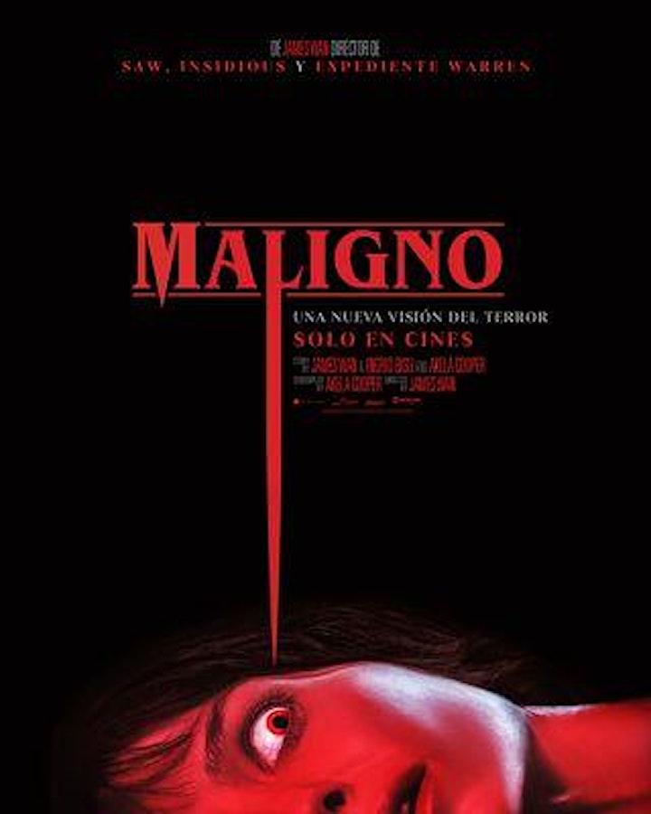 Imagen de Maligno