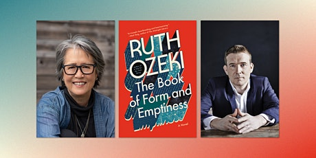 Ruth Ozeki: The Book of Form and Emptiness tickets
