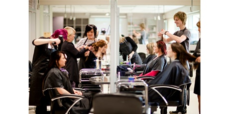 Hairdressing and Barbering online Information session tickets