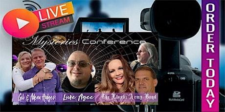 Mysteries Conference | Eastcoast Hub | Kingdom Talks| STREAMING tickets
