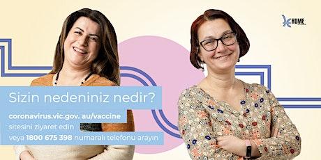 Coronavirus Information Session - Turkish tickets