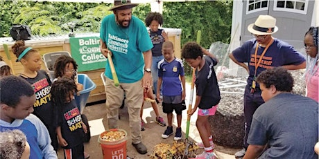 Baltimore Compost Collective Fall Fundraiser Event tickets