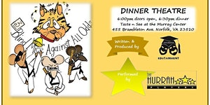 Dinner Theatre:  Enjoy a Hilarious Family Musical