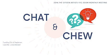 CHAT & CHEW - Are you ready to hear the truth? tickets