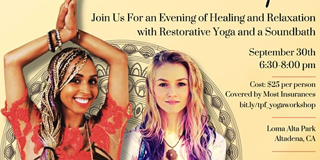 Restorative Yoga Workshop and Sound Healing tickets