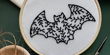 Jamn' Craft Night-Embroidery edition tickets