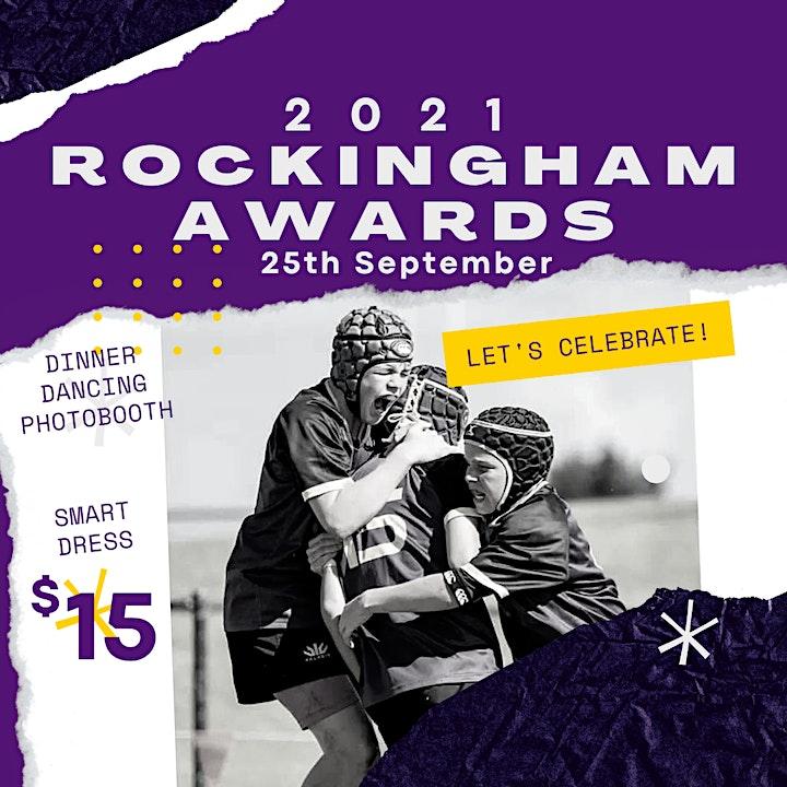 Rockingham Awards image
