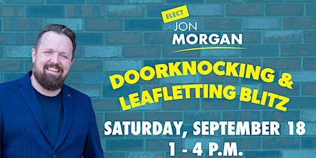 MacEwan Doorknocking & Leafletting Event tickets