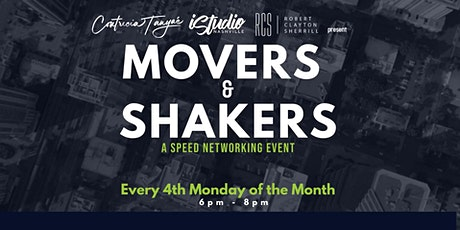 Movers and Shakers: A Speed Networking Event tickets