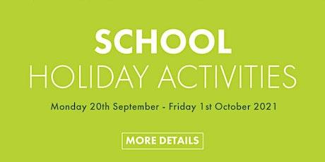 School Holiday Workshops tickets