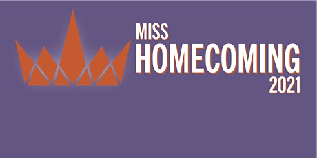 2021 Clemson University Miss Homecoming Pageant tickets