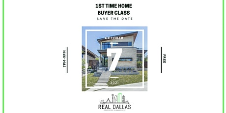 FREE  FIRST TIME HOMEBUYERS CLASS tickets