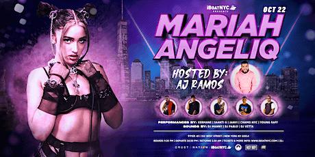 Reggaeton on the River feat. Mariah Angeliq Yacht Cruise tickets