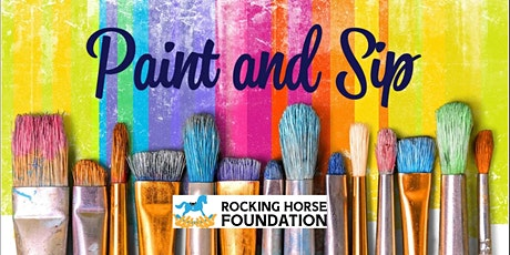 RHF's Paint & Sip Fundraising Event with a Holiday Twist! tickets