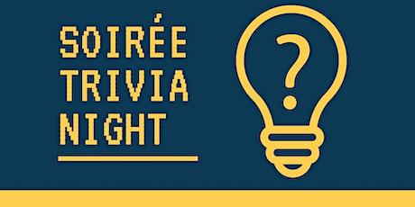 Soirée Trivia/ Trivia Night tickets