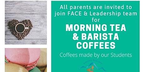 Parent Morning Tea tickets