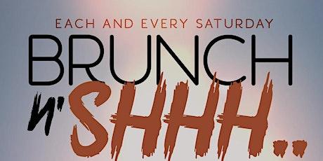 "CEO FRESH PRESENTS: "" BRUNCH N SHHH.. "" EVERY SATURDAY  @KATRA NYC tickets"