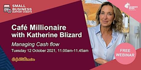 Cafe Series - Managing cashflow - Webinar 1 tickets