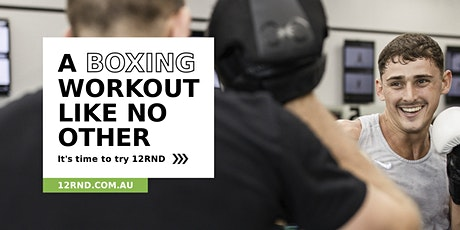 Train for FREE for 1 week at 12RND Fitness Clayfield tickets