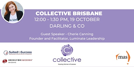 Collective - Inspiring Women in Business, Brisbane Collective Event tickets