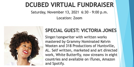 2021 DCubed Virtual Fundraiser tickets