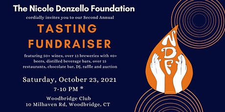 Nicole Donzello Foundation Second Annual Tasting Event tickets