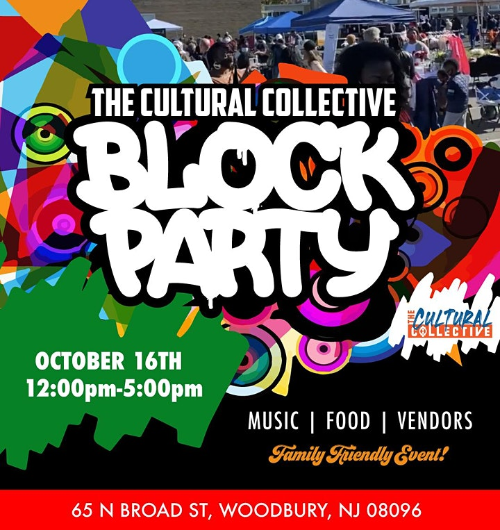 The Cultural Collective Block Party image