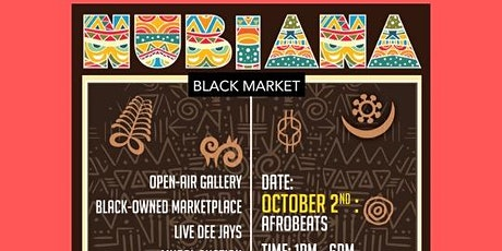 Nubiana: Afrobeats tickets