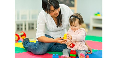 Play Workshop for parents, carers and their children 6 - 12 months tickets