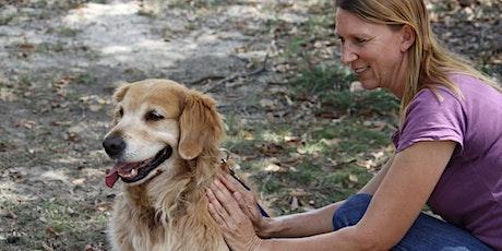 Canine Recreational Raindrop Technique - International (Canada/America) tickets