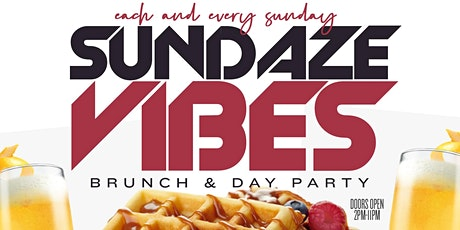 "CEO FRESH PRESENTS: ""SUNDAZE""  BRUNCH & DINING EVERY SUNDAY @KATRA NYC tickets"