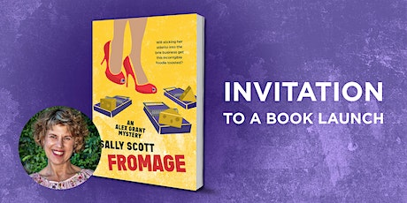 Book Launch: Fromage by Sally Scott tickets