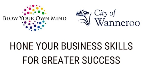 Hone Your Business Skills for Greater Success tickets