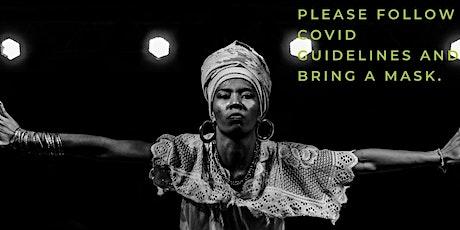 Beginner African Dance Class tickets