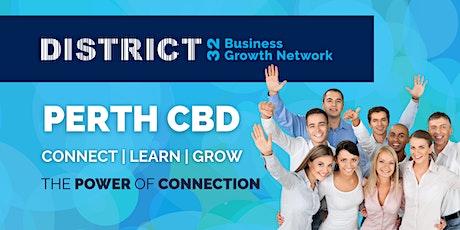 District32 Business Networking – Perth CBD - Fri 15 Oct tickets