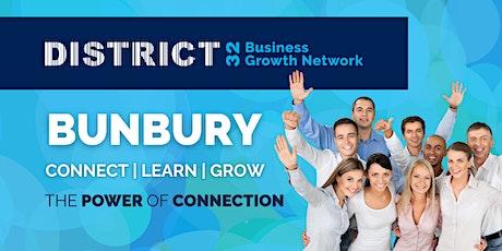 District32 Business Networking Perth – Bunbury - Tue 19 Oct tickets