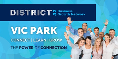 District32 Business Networking Perth – Vic Park / Ascot  - Tue 19 Oct tickets