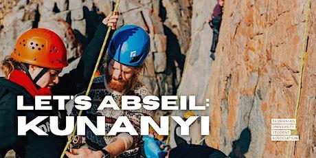 Let's Abseil: kunanyi (Mt. Wellington) tickets