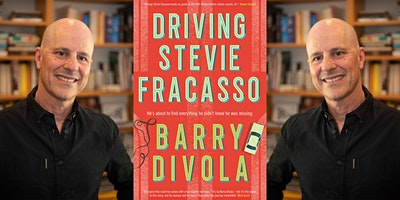 Barry Divola , a writers view in words and music  – Adult Event