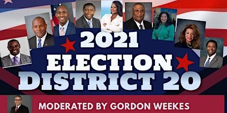 Broward County Democratic Black Caucus - Candidate Forum entradas